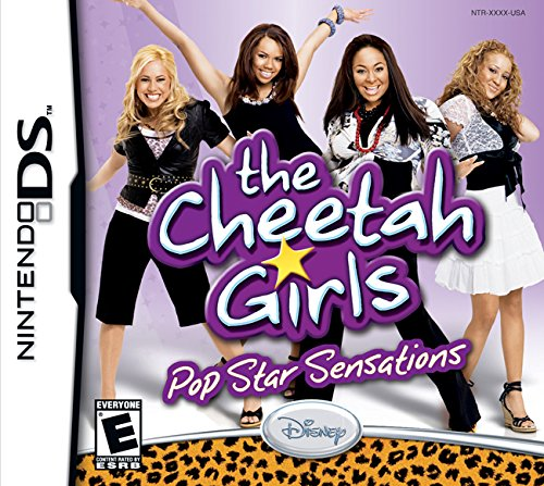Cheetah Girls: Pop Star Sensations - Nintendo DS]()