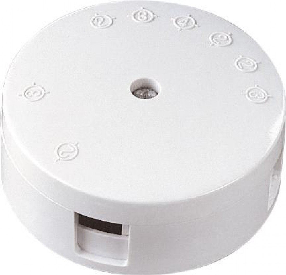Junction Box 30A, White Electrovision