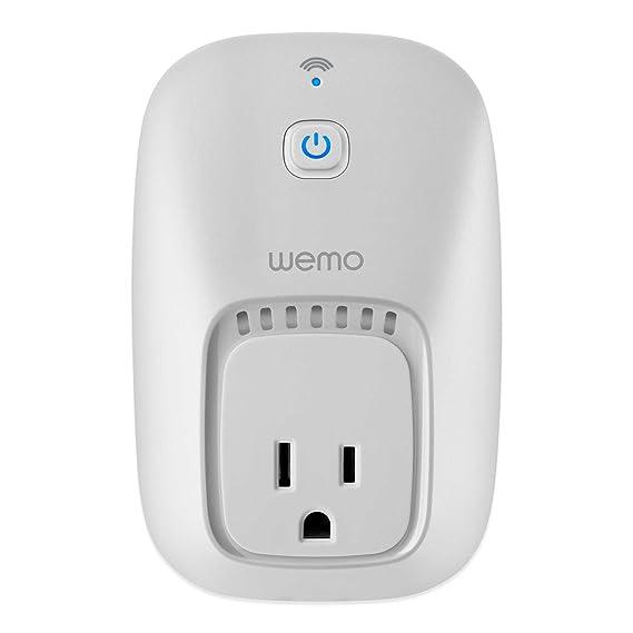 Review Wemo Smart Plug, Wi-Fi