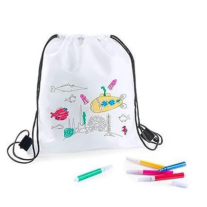 Para Petate Colorear 10 Colegios Niños Lote Cumpleaños Regalos Mochilas Comuniones pH4wddqtEx