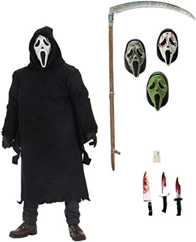 Amazon.com: NECA - Scream Ghostface Ultimate 7In Action Figure: Toys & Games