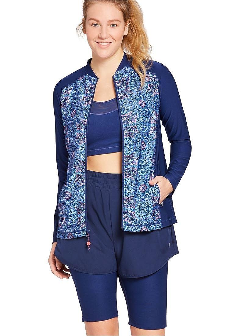 Bargain Catalog Outlet Fullbeauty Sport Plus Size Active Jacket
