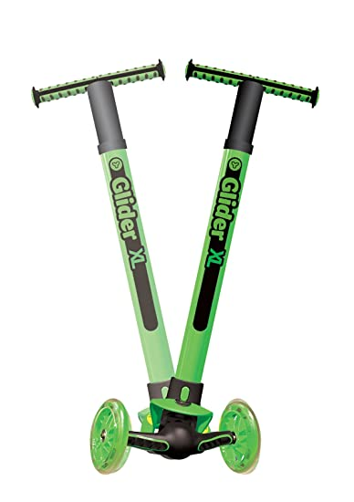 Amazon.com: Yvolution Y Glider XL | Patinete de 3 ruedas ...