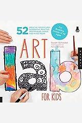 Art Lab for Kids (Lab Series) Kindle Edition
