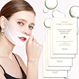 V Line Face Lift and Double Chin Reducer Intense Lifting Layer Mask, Lifting Patch for Chin Up & V Line, Double Chin…