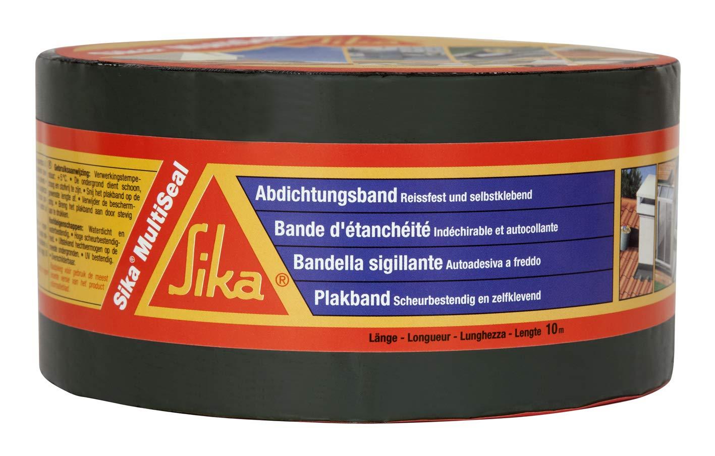Sika Multiseal – Cold Adhesive Repair Tape, grey, 3731