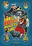 img - for The Lion and the Mouse and the Invaders from Zurg: A Graphic Novel (Far Out Fables) book / textbook / text book