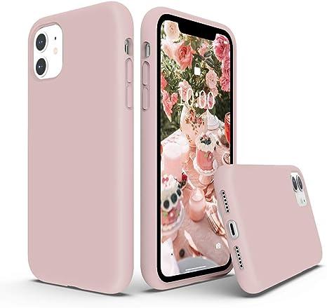 SURPHY Cover iPhone 11 Custodia iPhone 11 Silicone Liquido Cover