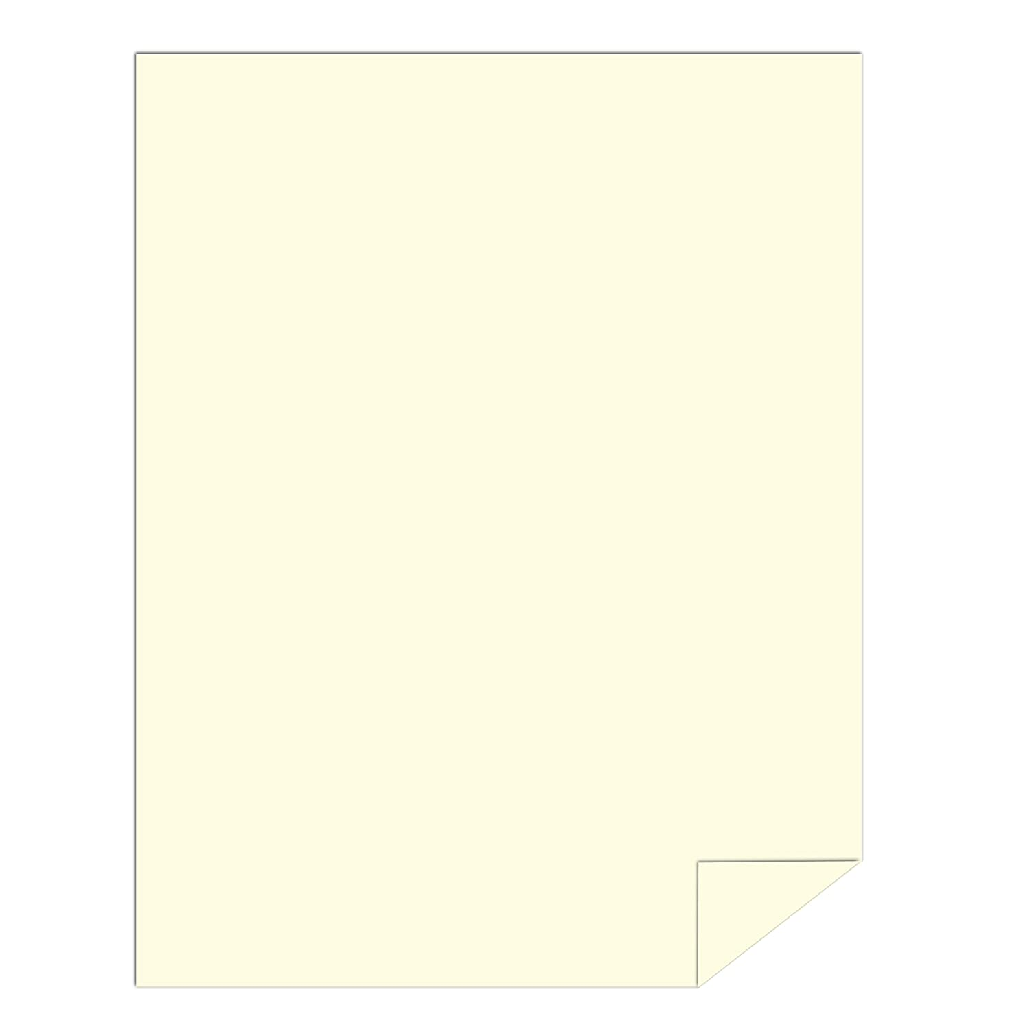 Made in The USA Springhill Digital Opaque Colors Ivory Legal 70lb 500 Sheets // 1 Ream 8.5 x 14
