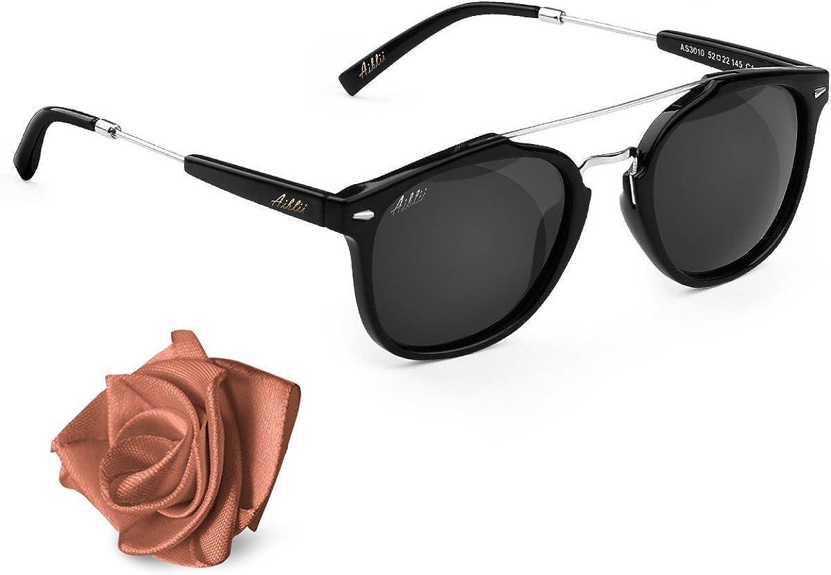 Aiblii Polarized Sunglasses for Women UV Protection