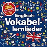 Englisch-Vokabellernlieder (mit Marie Wegener)