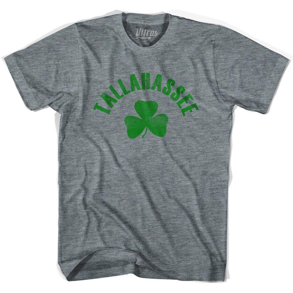 Tallahassee City Shamrock Tri-Blend T-Shirt