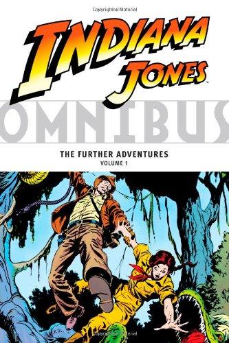 Indiana Jones Omnibus: The Further Adventures Volume 1