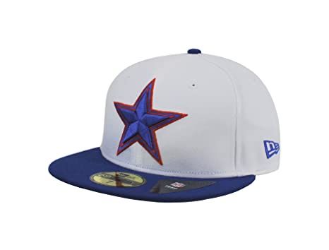 new arrivals 78852 b04df ... best new era 59fifty hat dallas cowboys dominican republic flag edition  white royal blue redux fitted