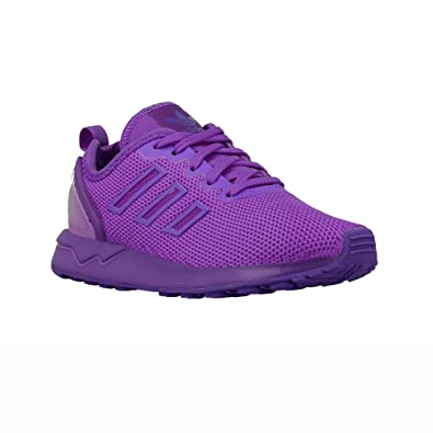 Adidas Kinder Originals ZX Flux ADV Schwarz oder Lila(LilaEUR 31)