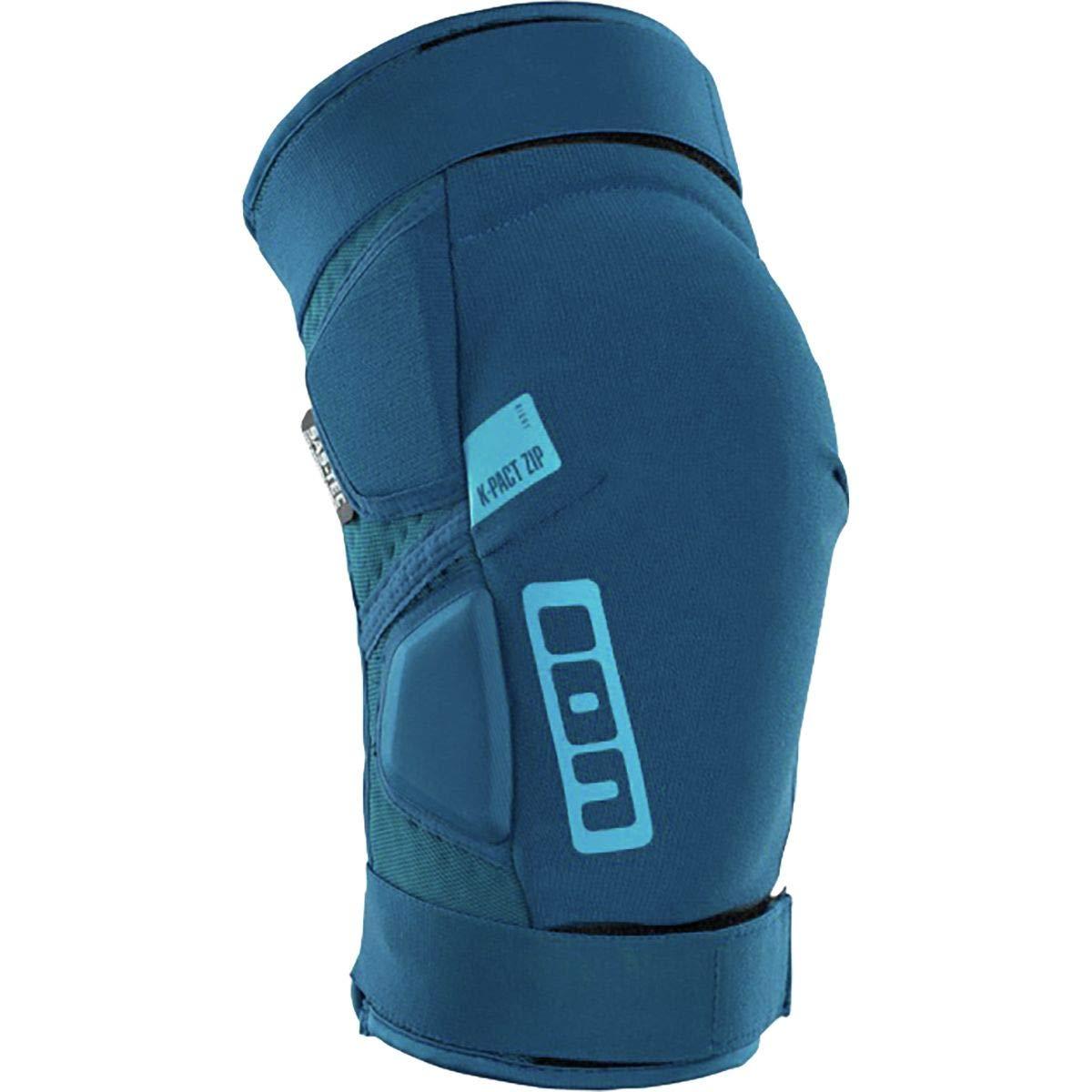 ION K-Pact Zip Knee Pad Ocean Blue, S