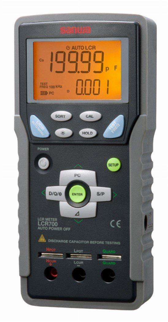 三和電気計器 LCRメータ LCR700