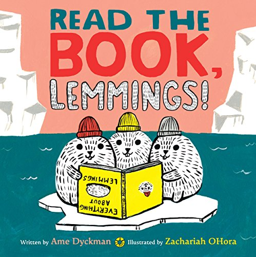 Read the Book, Lemmings! by [Dyckman, Ame]