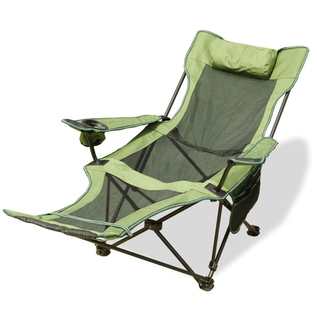 RXF Strand Klappstuhl Home Office Camping Angeln Outdoor Freizeit Napping Tragbare Lounge Chair