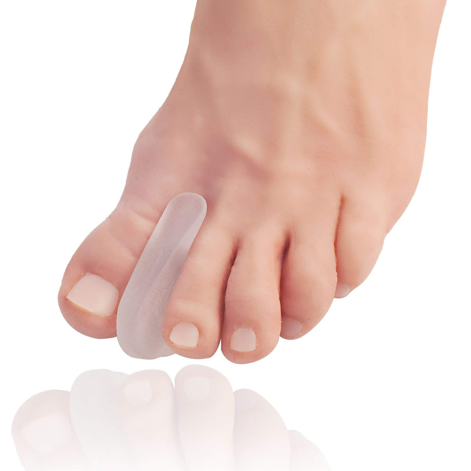 Dr. Frederick's Original Flared Gel Toe Separators