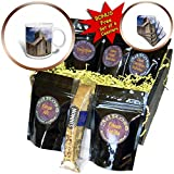 3dRose Danita Delimont - Spain - Spain, Andalusia, The historic roman stone wall at the edge of Ronda. - Coffee Gift Baskets - Coffee Gift Basket (cgb_277900_1)