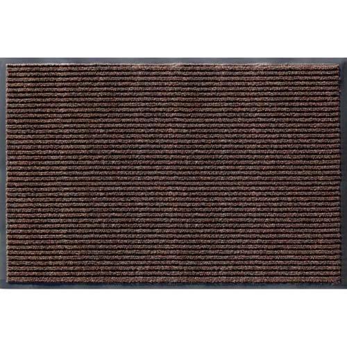 buyMATS Inc. 4' x 60' Apache Rib Mat Cocoa Brown 01-033-1410-40006000