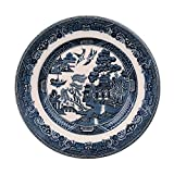 Johnson Brothers Willow Blue Bread & Butter Plate, 6