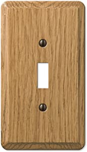 AMERELLE 901TL Contemporary 1-Toggle Wall Plate
