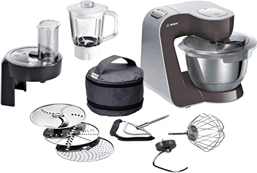 Bosch Hausgeräte CreationLine Robot de cocina, 1000 W, 76 ...
