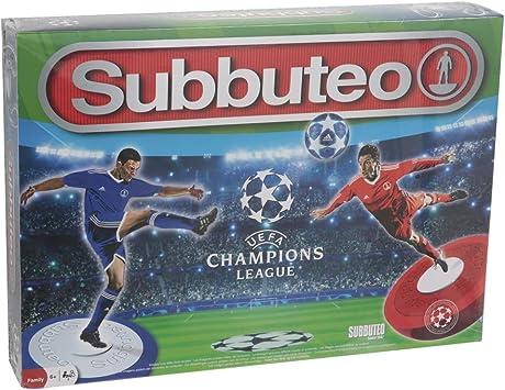 Giochi Preziosi – Subbuteo Edición Champions League, con 2 ...