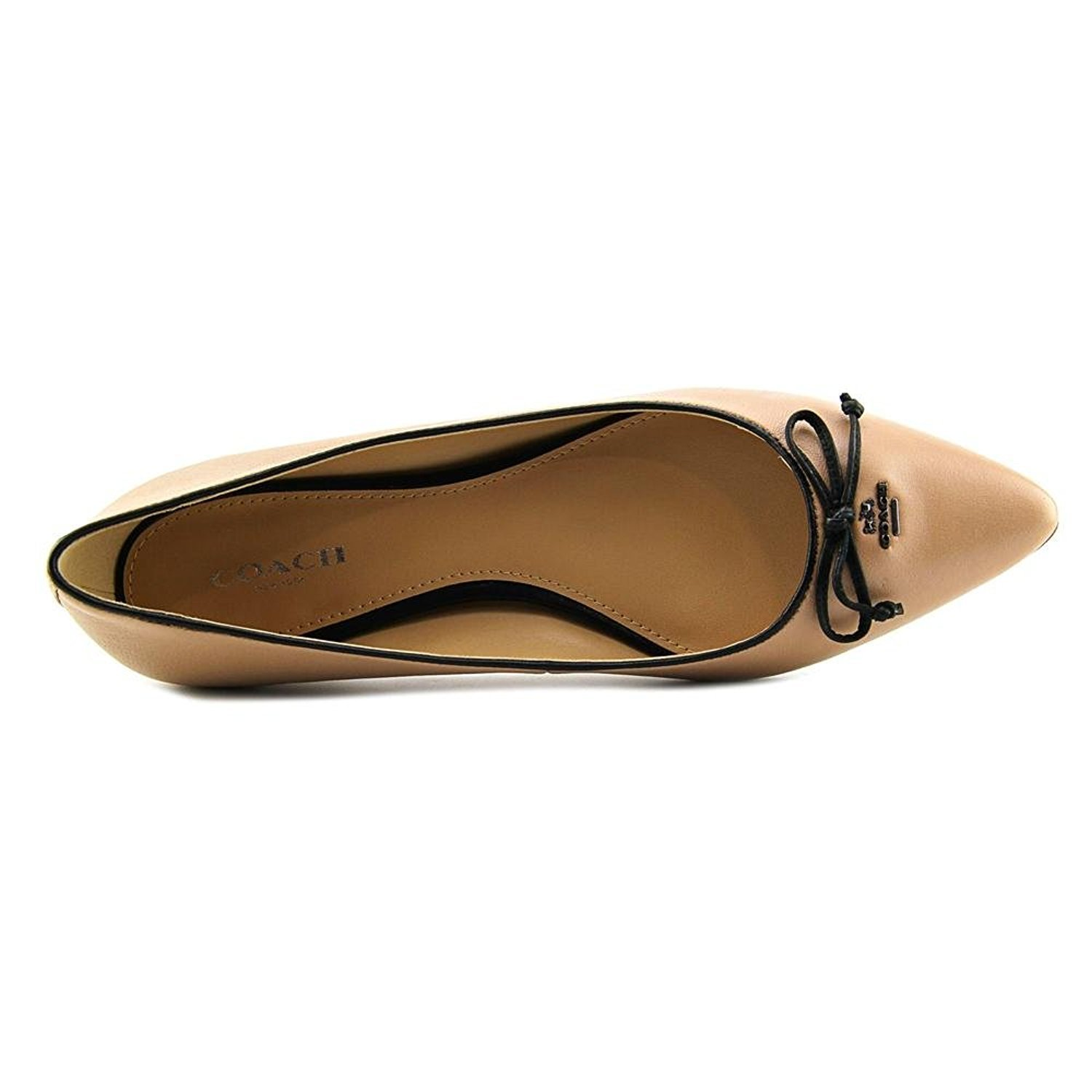 Coach Mocasines Para Mujer Marrón Beechwood/Black: Amazon.es: Zapatos y complementos