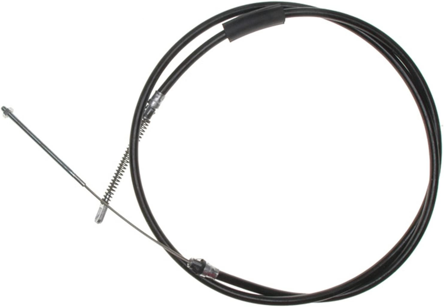 ACDelco 18P1986 Professional Rear Driver Side Parking Brake Cable Assembly