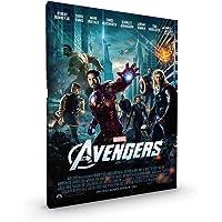 House of Canvas Poster di Avengers Movies su Tela Lucida o incorniciata, Senza Bordi