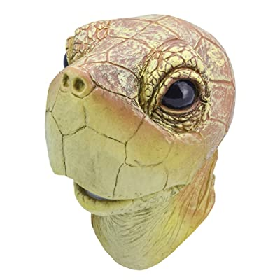 Bristol Novelty BM448 Turtle Mask, One Size: Toys & Games