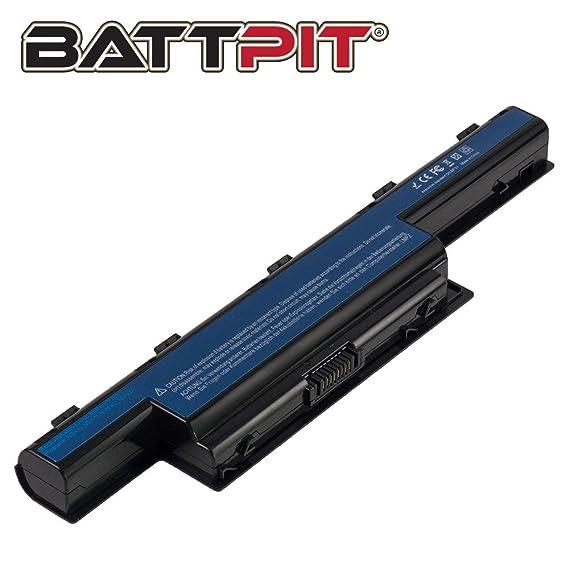 Battpit Laptop Akku für Acer AS10D31 AS10D51 AS10D56 AS10D75 AS10D81 AS10D61 AS10D41 AS10D73 AS10D71 AS10D3E Aspire 5742 5750