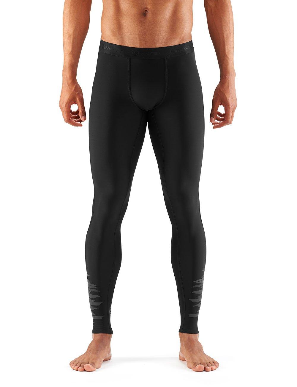 Activewear White 100% Guarantee Men's Clothing Skins Dnamic Team Long Sleeve Mens Thermal Training Top