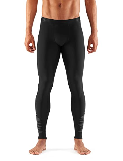 9469a9c04215b Amazon.com: Skins Men's DNAmic Thermal Compression Long Tights: Clothing
