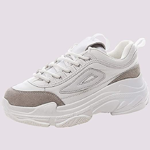 ZYFXZ Zapatos de Seguridad Zapatillas Blancas Super Salvajes de ...