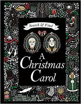 Image result for a christmas carol search and find