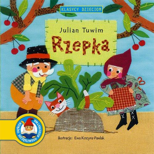 Rzepka Polska Wersja Jezykowa Julian Tuwim 5907577219697
