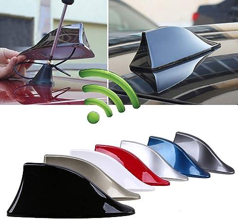 DYBANP Antenna per Pinne di squalo per Auto, per Serie Humer
