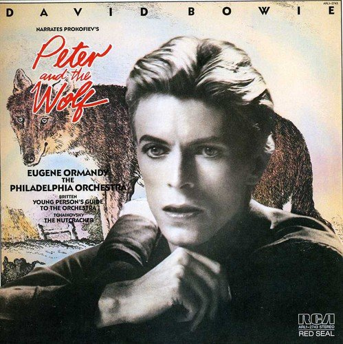 David Bowie Narrates Prokofiev'S Pet Er And The Wolf & The Young Person'S Guide To The Orchestra ()
