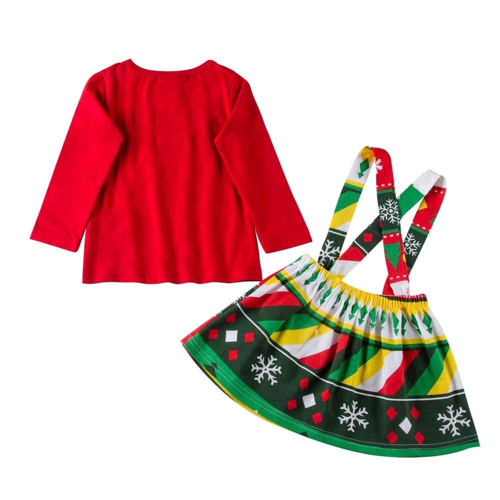 Diamondo Family Christmas Pajamas Set Elk Nightwear Adult Kids Sleepwear Girl 4-5T