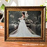 GuiXinWeiHeng £¨5pcs£Vintage photo frame decoration Wedding photo frame swing home decoration picture frame