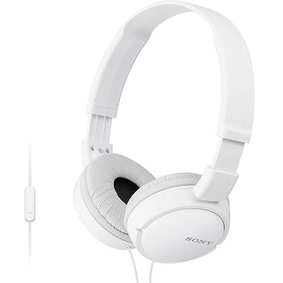 Amazon Com Sony Premium Lightweight Extra Bass Stereo Headphones