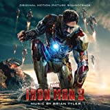 Iron Man 3 [Official Score] by Brian Tyler (2013-04-29)