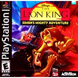 Lion King 2: Simba's Mighty Adventure - PlayStation