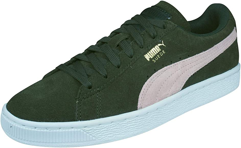 PUMA Suede Classic HOL Womens Suede Leather Material ...
