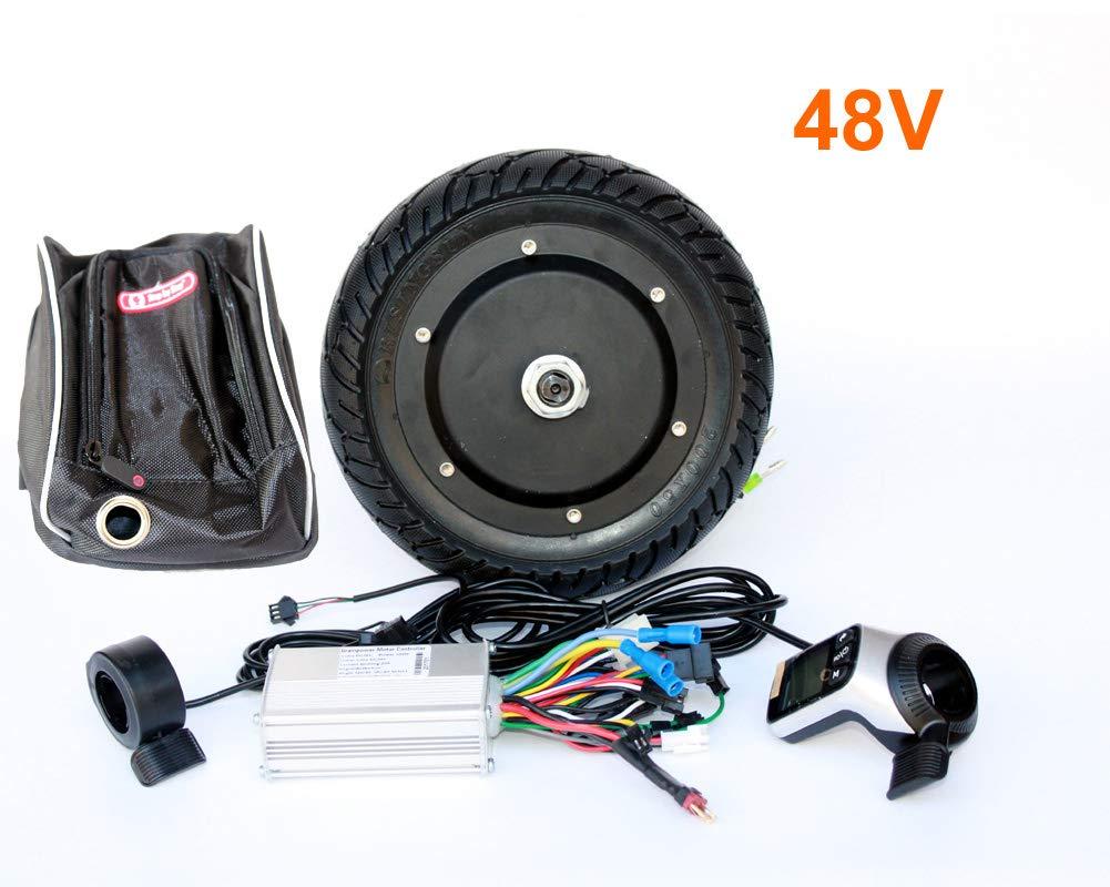 Amazon.com: Kit de conversión de patinete eléctrico de 350 W ...