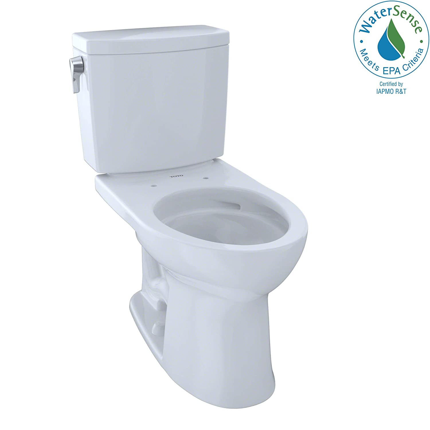 Toto Drake Ii Review Powerful Flushing Two Piece Toilets